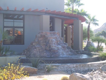 La Quinta Court Fountain