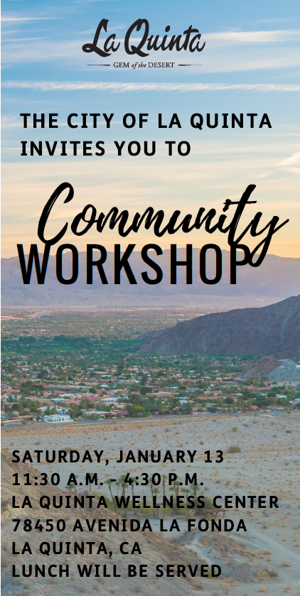 Community Workshop 2018
