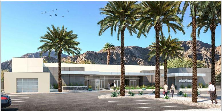 California Desert Museum of Art | La Quinta, CA