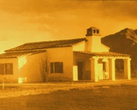 Color photo of Historic La Quinta
