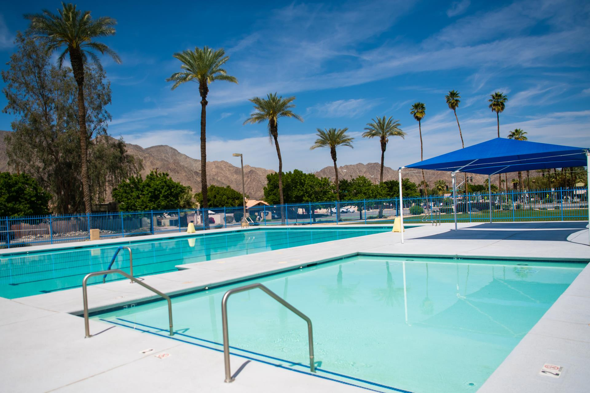 Fritz Burns Pool La Quinta Ca