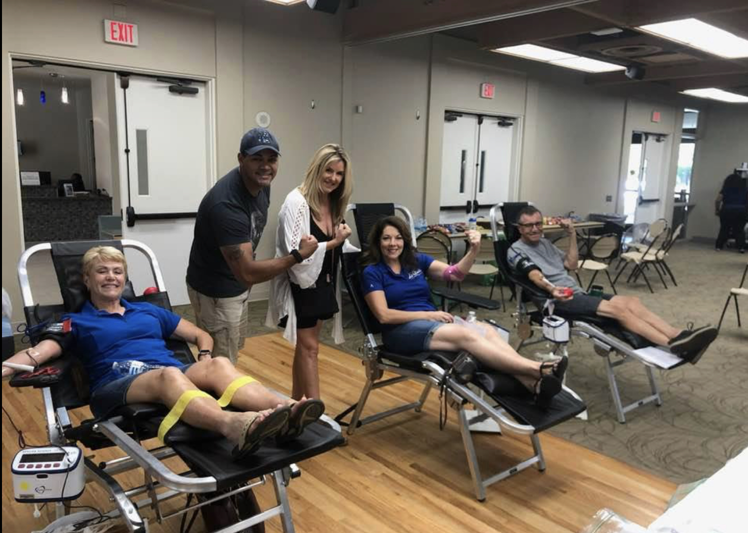 9 CITIES BLOOD DRIVE