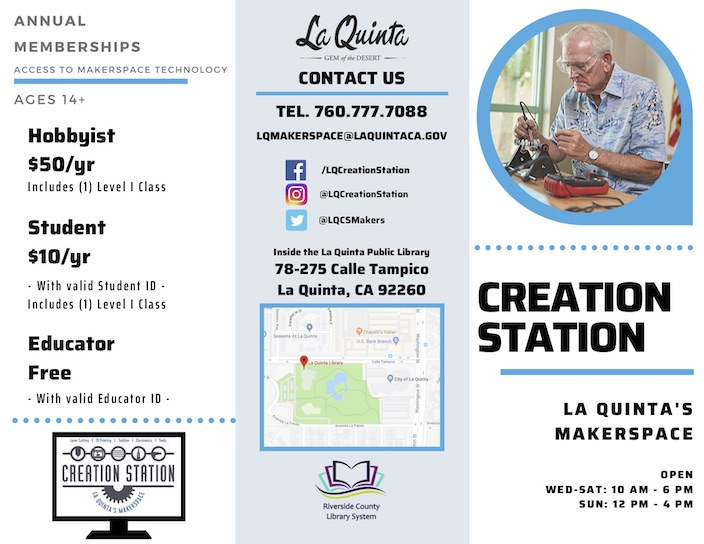 Creation Station Brochure[1]