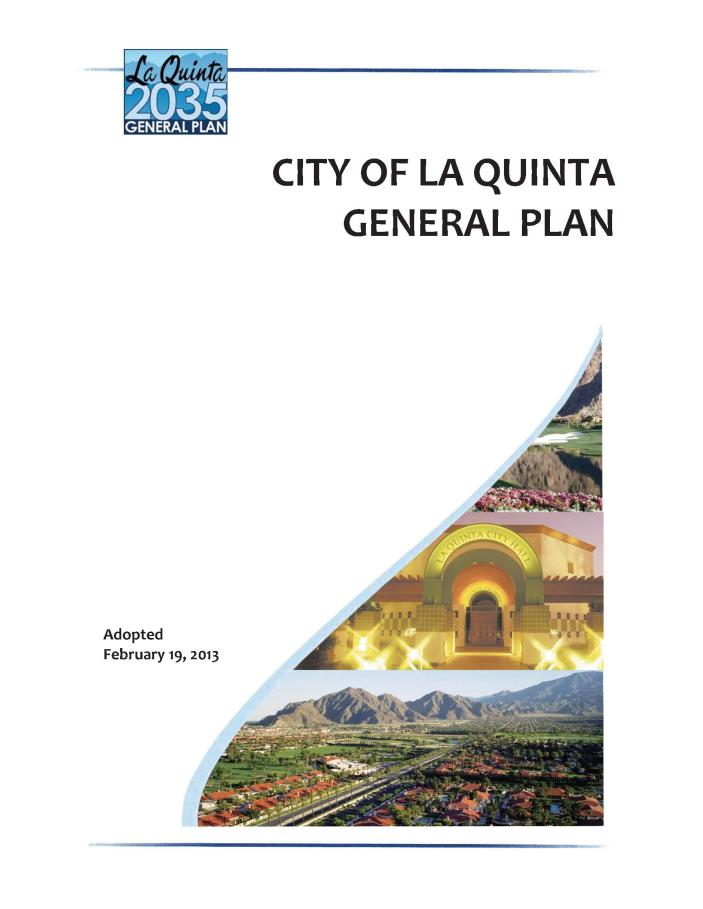 2035 General Plan Front Page