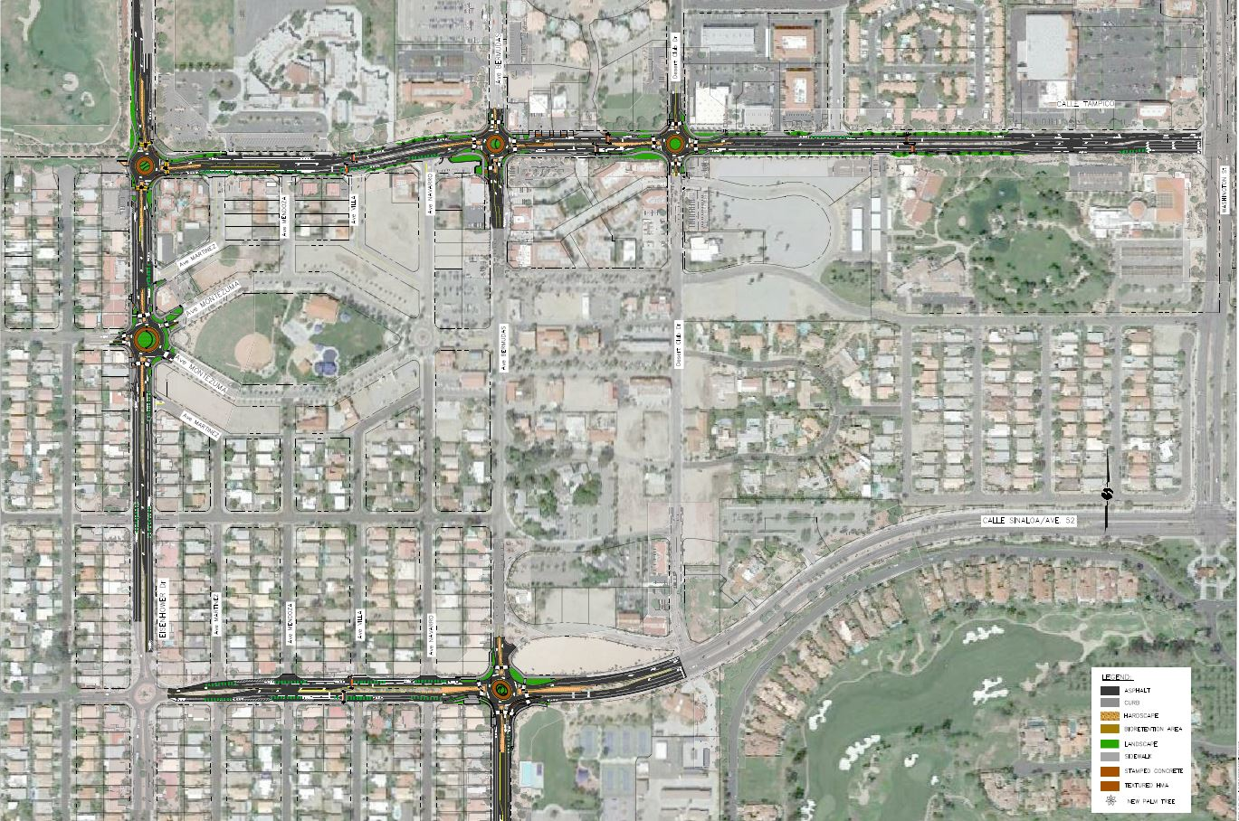 Complete Streets Project Exhibit